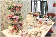 Chá de Cozinha Chá da tarde Chá de Panela Chá Bar Blog de Noivas Concept Party Decoração Invite Eventos38