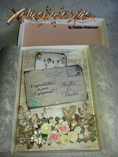 engagement card  www.facebook.com/xclusivecards