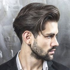Men's Hairstyle Medium Length Image Check more at http://baldstyle.net/2381/mens-hairstyle-medium-length-image/ #men'shairstyles