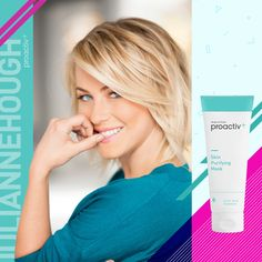 """The Proactiv+ Skin Purifying Mask is pure genius!"" - Julianne Hough"