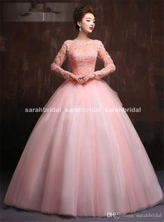 Sweet Sixteen Quinceanera Dresses Corset Princess Ball Gowns with Beaded Lace up Bodice Blush Tulle Long Pageant Plus Size Prom Dresses 2015