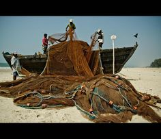 Goa Fishermen | Flickr - Photo Sharing!