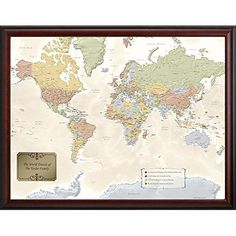 New ikea premiar world map picture with framecanvas large 55 x 78 new ikea premiar world map picture with framecanvas large 55 x 78 inches gumiabroncs Choice Image