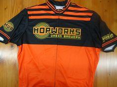 Hopworks Urban Brewery — Hopworks Bike Jersey