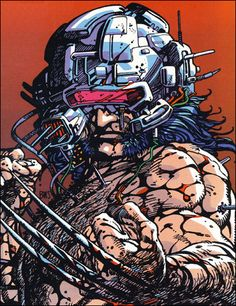 Weapon X by BWS