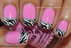 love zebra stripes!