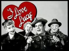 I REALLY Love Lucy ~ We gave Jenna the complete set for Christmas last year