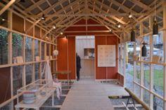 Our House Goodesign 2013, Cascina Cuccagna, Milan (collateral event for Milan Design Week)