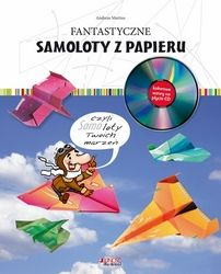 Fantastyczne samoloty z papieru