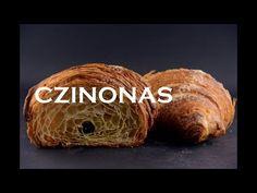 Πως θα κάνω κρουασάν - YouTube Baked Potato, Bread, Baking, Ethnic Recipes, Youtube, Food, Brot, Bakken, Essen