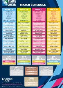 Cup fixtures pdf world 2015 cricket