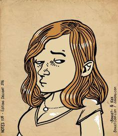 Concrètement, qui est cette gourmandise ? Super-Gaufrette, c'est une jeune écrivain en herbe de Lorraine. Elle a 23 ans, elle vit encore chez sa mère et elle rêve.  Mon esprit est un portai...
