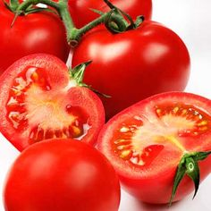 Tomato .a Tufts University study found that people who ate a tomato-rich diet had a significantly lower risk of coronary heart disease. The health boost comes from lycopene, an antioxidant that gives tomatoes their color and (pizza lovers, rejoice!) be-comes even more concentrated in sauce. In the 11-year study, those who ate the most lycopene—watermelon is another rich source—had a 25% lower risk.  Read more: Healthy Foods to Eat - Surprisingly Healthy Foods -Visit us at…