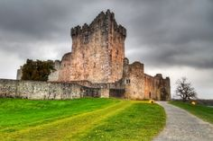 Ross Castle near Killarney, Co. Kerry Ireland - Support a small town author, Check out Another Lasting Smile & tell all your friends. www.createspace.com/4138161 #ALS