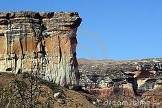 The Golden Gate National Park, South Africa