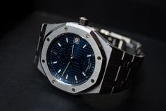 SEIKO CREDOR LOCOMOTIVE & AUDEMARS PIGUET ROYAL OAK by ...