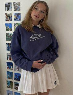 ꒰🦋꒱ 爱⁷ Style Outfits, Indie Outfits, Teen Fashion Outfits, Retro Outfits, Cute Casual Outfits, Look Fashion, Vintage Outfits, Girl Fashion, Summer Outfits