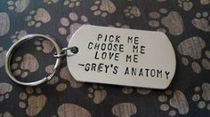 Grey's Anatomy  Pick Me, Choose Me, Love Me