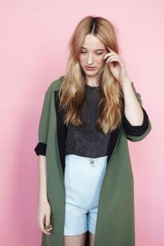 Sophie Lowe for Oyster Daily, June 2011.