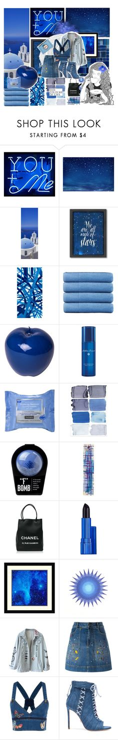 """If you love it like I love it And you feel what I feel inside If you want it like I want it Then baby let's get it tonight"" by blacknwhitmay ❤ liked on Polyvore featuring Oliver Gal Artist Co., Americanflat, Barclay Butera, Olivier Desforges, Bitossi, Acqua di Parma, Neutrogena, NOVICA, Chanel and Estée Lauder"