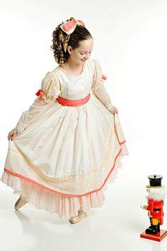 clara, nutcracker, ballet, pointe shoes, pink dress, sugarplum fairy, princess, christmas, christmas eve, nutcracker ballet, dance, dancer,gwinnett ballet theatre, 11 years old, mackenzie messick, christmas party, photography