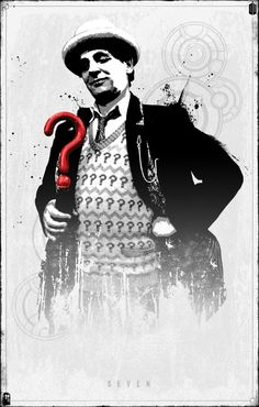 DOCTOR WHO LOST IN TIME: Seventh Doctor