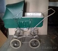 Dětstký kočárek zn. LIBERTA - 1