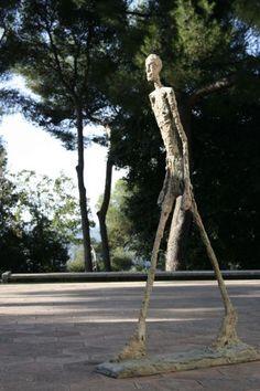 L'Homme qui marche 1960 by Alberto Giacometti