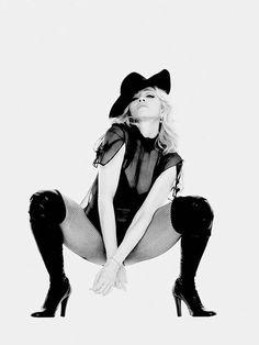 Madonna By Tom Munro, 2008