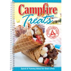 CQ Products Cookbook Campfire Treats