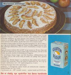 Mariannes æblekage