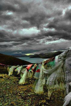 Before the storm. Tibet  José Roberto Xavier