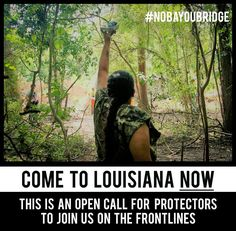 This is an open call for all water protectors, kayaktivists, radical sailors and water going folk to join us on the frontlines as we fight the tail end of the Dakota Access Pipeline in the swamps of Louisiana. Calling all water protectors to Louisiana! Canoe, Louisiana, This Is Us, Folk, Environment, How To Plan, Dakota Access, Water, Sailors