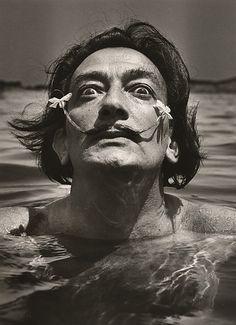 Salvador Dali. Love this man.
