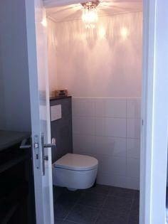 Mooi voorbeeld wc tegels badkamer pinterest - Wc tegel ...