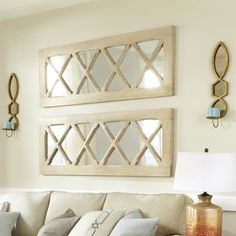 Decorating with Architectural Mirrors   Decorating, Room and Living ...