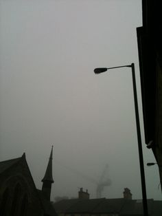 fog silhouettes