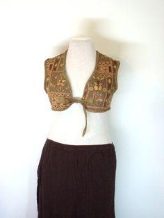 Tapestry Vest