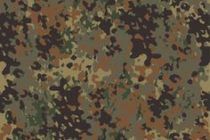 Flecktarn Camouflage - Graphics - 1