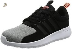 Adidas - Cloudfoam Lite Racer - AW4036 - Color: Black - Size: 7.5 - Adidas sneakers for women (*Amazon Partner-Link)