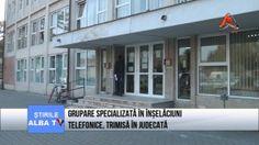 Grupare specializată în înșelăciuni telefonice, trimisă în judecată