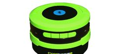 A waterproof bluetooth speaker model favorable for everywhere music; works great as a shower speaker.