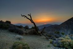 Title:  Keys View Sunset   Artist:  Dave Files   Medium:  Photograph - Photographs