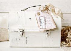 painted vintage lunchbox
