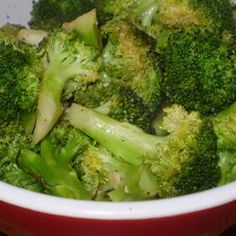 I have made this probably 100 times - we love it so much! Great garlic roasted broccoli recipe