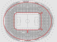 awesome The Brilliant as well as Interesting arsenal stadium seating plan Glasgow Map, Premier League Tickets, Nfl London, Arsenal Stadium, Michigan, White Hart Lane, Golfer, Football Ticket