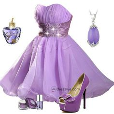 For my friend Amanda Purple Outfits, Dress Up Outfits, Purple Dress, Dress Up Closet, Fancy Gowns, Bridesmaid Dresses, Prom Dresses, Malva, Purple Fashion