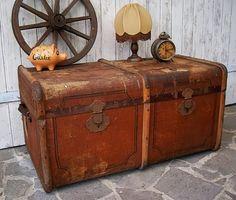 Alte Koffer Neu Gestalten - Ostseesuche.Com