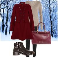 Office in the Winter Outfits