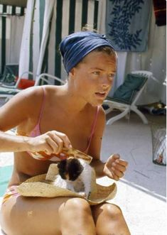 Picture of Romy Schneider Romy Schneider, Greg Kadel, Le Talent, Divas, Rose Marie, Sophie Marceau, French Actress, Cat People, Old Hollywood Glamour